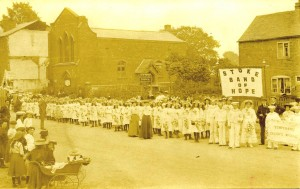 Ball Hill Band of Hope Walsgrave Road Coventry Suburb Stoke Photograph history