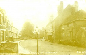 Ball Hill Ball Hill Walsgrave Road Coventry Suburb Stoke Photograph history