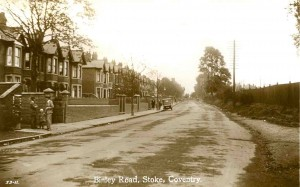 Binley Road  Stoke Coventry History photographs