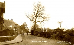 Clay Lane Coventry Suburb Stoke Photograph history