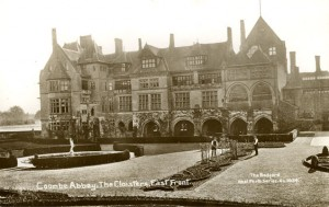 Coombe Abbey East Front 1910