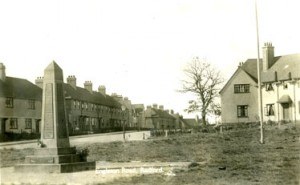 Engleton Road Radford Coventry 1922 photograph