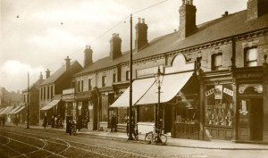 Great Heath Foleshill Road Coventry 1912 photograph