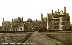 Coombe Abbey South Front 1910 Coventry History photograph