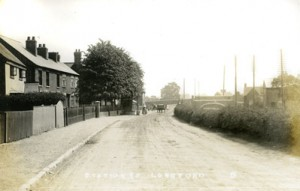 Station Road Sydnall Road Longford Coventry History 1905 Sidwell