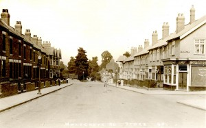 Walsgrave Road Coventry Suburb Stoke Photograph history
