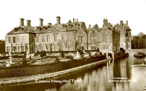 Coombe Abbey West Front 1910 Coventry History photograph