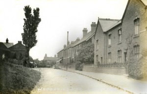 Woodshires Road Longford Coventry History 1905 Sidwell